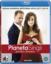 Planeta Singli BLU-RAY POLISH  Shipping Worldwide
