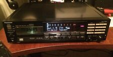 Panasonic SV-3500 Digital Audio Tape Deck DAT ADAT with SSE44 Remote Control