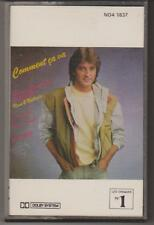 Rare Cassette Audio René Simard Comment Ça Va ? Trans-Canada Album