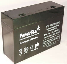 PowerStar APC Back-UPS office USB 500VA UPS Battery (BF500U)