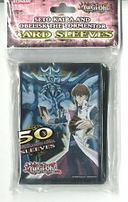 Yugioh Seto Kaiba & Obelisk the Tormentor Card Sleeves (50ct)