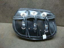 03 2003 YAMAHA XVS1100 XVS V-STAR CLASSIC SADDLEBAG, LUGGAGE, LEFT #LL77