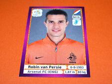 189 VAN PERSIE PAYS BAS HOLLAND NEDERLAND FOOTBALL PANINI UEFA EURO 2012