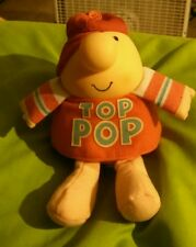 Vintage American Greetings TOP POP ZIGGY Plush  1993  Fathers Day Dad