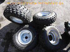 1x Hinterrad ATV Quad SMC Barossa RAM 250 o.ä. - AT20x11-10 255/50-10 37N 10x8.0