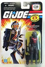 "Hasbro GI Joe Cobra Frogman Code Name Eel Enemy 3.75"" Action Figure 2008"