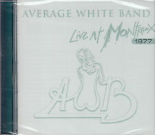 AVERAGE WHITE BAND live at montreux 1977 CD NEU OVP