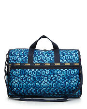 AUTH LeSportsac Purse 7184 Tulum Medium Weekender Travel Bag NEW