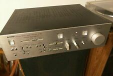 Yamaha A-960 Natural Sound Stereo Amplifier - For Parts Or Repair