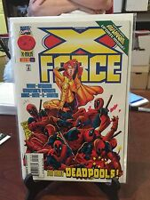 X-Force #56 Deadpool Appearance! Too Many Deadpools! Hot Book! Movie!