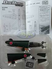 "WWII MAS Military aircraft series Big Bird Vol.1 CFR001  1/144 (01) Mitsubishi G4M ""Betty"" (721st Kokutai)"