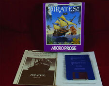 Amiga: Pirates! -  Microprose 1989