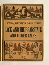 Jack & the Beanstalk and Other Tales, By Marla L. Pratt-Chadwick, 1929
