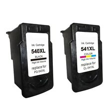 PG540XL Black & CL541XL Colour Ink Cartridges For Canon PIXMA MG4150 Printers