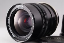 【NEAR MINT】 Mamiya N 65mm F4 L MF Lens For Mamiya 7 II from Japan #1449