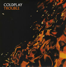 """COLDPLAY - Trouble 7"""" 45"""