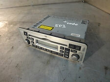 Honda Civic Type R EP3 2001-2006 Standard Genuine CD Player Radio Stereo + code