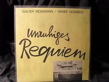 Walter Mossmann / Heiner Goebbels - Unruhiges Requiem