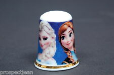 Disney 'Frozen' Best Animated Feature Film of 2014 China Thimble B/145