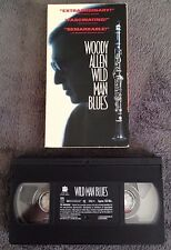 Wild Man Blues (1997) - VHS Video Tape - Woody Allen - Music Documentary - Rare