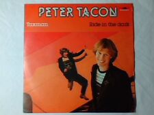 "PETER TACON Taxman 7"" ITALY UNIQUE RARISSIMO BEATLES"