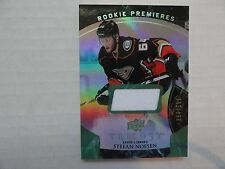 Stefan Noesen 2015/16 UD Trilogy Rookie Premieres 364/599 THICK SLAB CARD Ducks