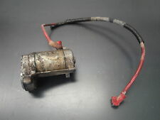 91 1991 POLARIS TRAIL BOSS 250 FOUR WHEELER 4X6 ENGINE STARTER MOTOR ELECTRIC