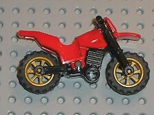 Moto LEGO NINJAGO Red Motorcycle 50860 / Set 70750 Ninja DB X