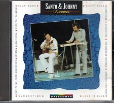 Santo & Johnny I Successi Cd Mint  Italian Issue 1995 Fuori Catalogo