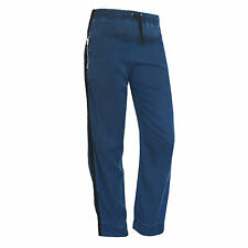 ALEXANDER McQUEEN McQ $490 drawstring trousers washed indigo track pants 42 NEW