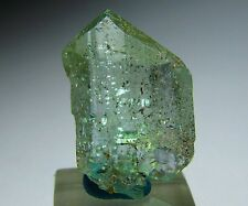 Outstanding Gem Green Euclase Crystal!!! Ouro Preto Brazil