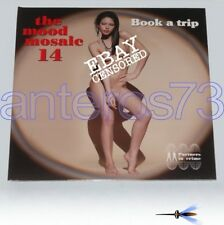 "THE MOOD MOSAIC 14 ""BOOK A TRIP"" 2 LP SEXY COVER NEW"