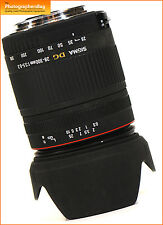 Sigma AF 28-300mm F3.5-6.3 DG Macro Zoom. Canon + Free UK Postage