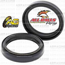 All Balls Fork Oil Seals Kit For Husqvarna CR 250 1997-1998 97-98 MotoX Enduro