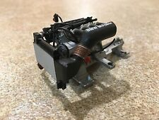 1/18 MINICHAMPS BMW M3 E30 M POWER ENGINE MODIFIED TUNING UMBAU GARAGE DIORAMA