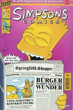 Simpsons Comics 17 (Z1), Panini