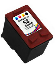 1PK Ink For HP 58 HP58 C6658AN Photo Color Copie 410 Deskjet 3620v 3650 3560v