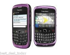Blackberry Curve 3G 9330 - Purple (Sprint) Smartphone Cell Phone