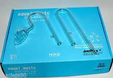 **SALE* Aquarium Glass Inflow Outflow Lily Water Pipe Filter 12/16mm NAG  *SALE*
