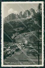 Trento Campitello di Fassa Foto cartolina VK0442