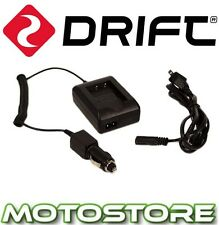 DRIFT EXTERNAL BATTERY CHARGER UK CRADLE FITS HD GHOST AND HD GHOST S GENUINE