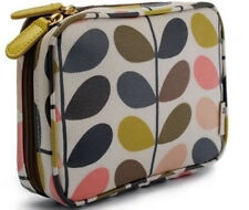 Brand New Orla Kiely Stem Make Up Bag Cosmetic Wash Travel Toiletries Gift