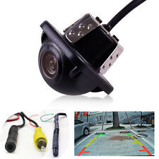 4 pin Connector mini 2in1 Car left Right side View Backup Front Parking Camera