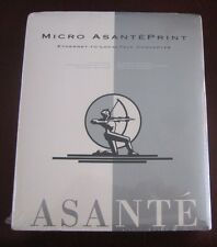 Micro Asante Print Ethernet to local talk converter Brand new Sealed asanteprint