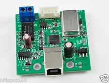 USB to SPDIF coaxial I2S processor SA9023 support 24bit 96K for windows mac OSX
