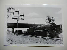 SA051 - 1971 SOUTH AFRICAN Gov RAILWAYS - LOCOMOTIVE No3415 Nr KIMBERLEY Photo
