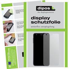 6x Panasonic Lumix DMC-G70 Schutzfolie matt Displayschutzfolie Folie dipos