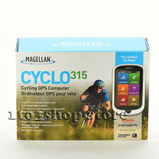 Magellan Cyclo 315 GPS Cycling Computer Speedometer Heart Rate Monitor ANT+ NEW