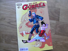 BOOM! Six-Gun Gorilla graphic comic issue #2 /6 Jul 2013 NEW!!! Stokely Spurrier