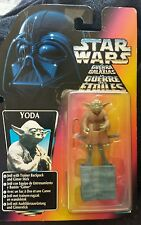 STAR WARS YODA JEDI W/ TRAINER BACKPACK NIP KENNER 1996 NEW Different Languages